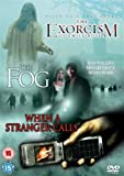 The Exorcism Of Emily Rose/The Fog/When A Stranger Calls [DVD]