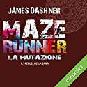 La mutazione (Maze Runner 4) Audiobook by James Dashner Narrated by Maurizio Di Girolamo