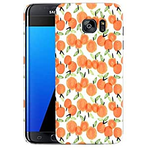 Oranges Back cover Samsung Galaxy S7 Edge