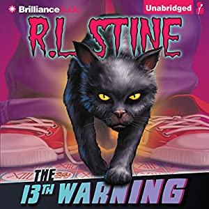 The 13th Warning Audiobook