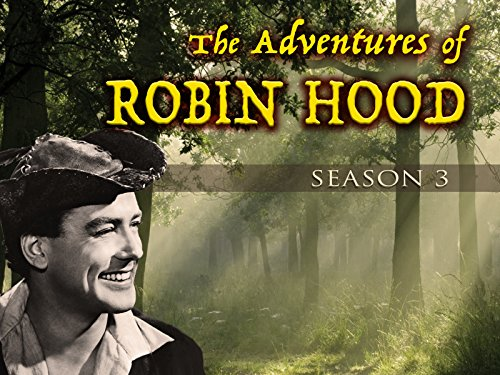 The Adventures of Robin Hood on Amazon Prime Instant Video UK