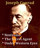 img - for Joseph Conrad - Nostromo, The Secret Agent, & Under Western Eyes book / textbook / text book
