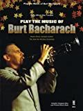 Play the Music of Burt Bacharach: Trumpet (Music Minus One)