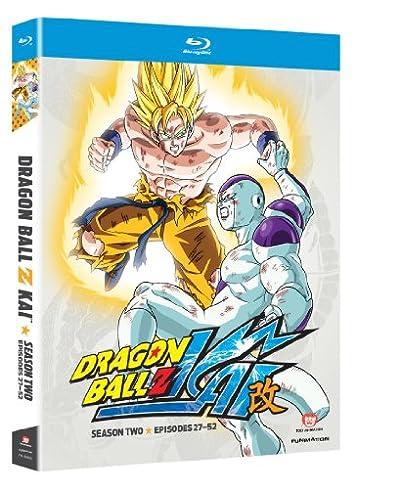 ドラゴンボール Z 改 シーズン2 [Blu-ray] 北米版