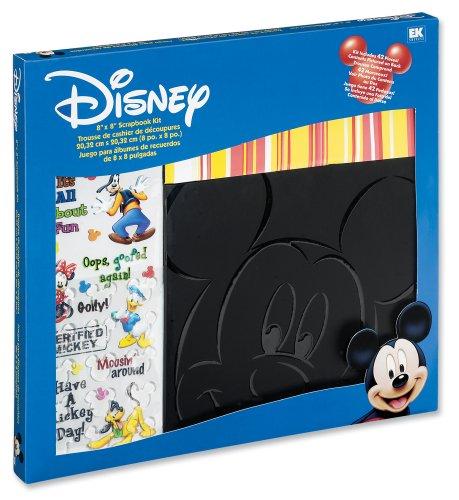 Disney Black Album Mickey 8-by-8 Kit