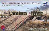 Bailey Bridge Allied Type M2 1-35 Bronco Models