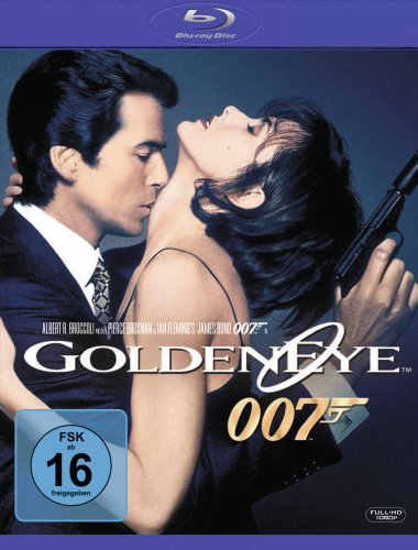James Bond - Goldeneye [Blu-ray]