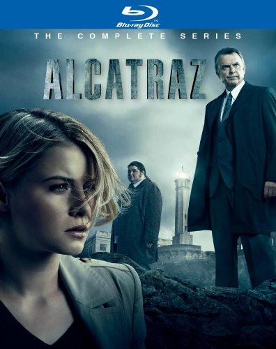 ALCATRAZ / アルカトラズ コンプリート・ボックス (2枚組) [Blu-ray]