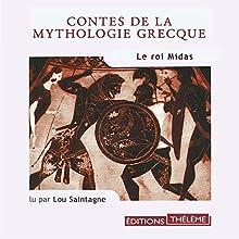 Le roi Midas   Livre audio Auteur(s) : Nathaniel Hawthorne Narrateur(s) : Lou Saintagne