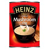 Heinz Classic Cream of Mushroom Soup 400g (Pack of 12)