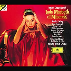 Shostakovich: Lady Macbeth Of Mtsensk District
