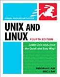 Unix and Linux: Visual QuickStart Guide (4th Edition)