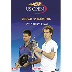 2012 US Open Men's Final: Murray vs Djokovic