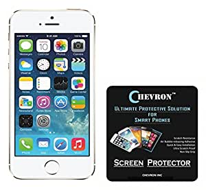 Chevron Front & Back Matte Screen Guard For Apple iPhone 5S (Pack Of 2)