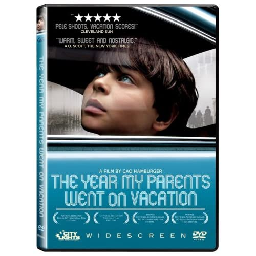 A director by the unlikely name of Cao Hamburger made this piercing,  intoxicating film about the uneasy childhood of Mauro (Michel Joelsas), ...