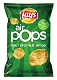 Lays Air Pops, Sour Cream and Onion, 3 oz (Pack of 10)