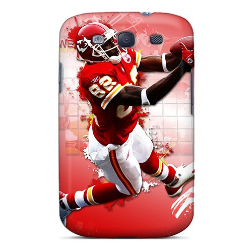 For Galaxy S3 Premium Tpu Case Cover Kansas City Chiefs Protective Case