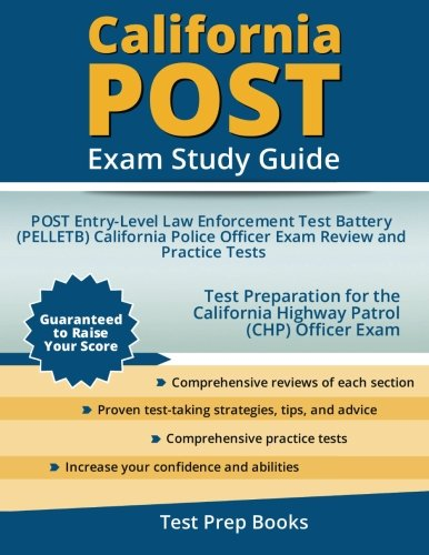 California POST Practice Test (updated 2019) - Mometrix