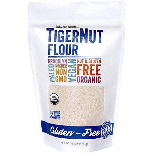 TigerNut Flour (1 Pound) (Water Chestnut Flour compare prices)