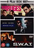 In Bruges/Miami Vice/S.W.A.T. [DVD]