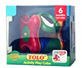 Tolo Toys Activity Play Cube