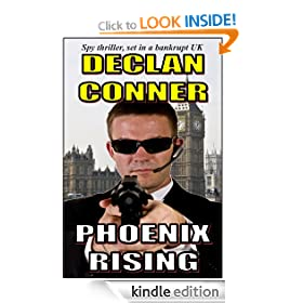 Phoenix Rising (Novelette)