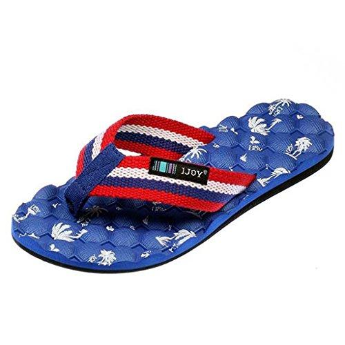 TG Summer Women Flat Sandals Outdoor Massage Flops (Jelly Bean Sandals For Women compare prices)