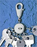 Troika Patent Keyholder with 6 Rings (KYR60MC)