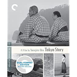 Tokyo Story (Criterion Collection) BLU-RAY/DVD DUAL FORMAT EDITION