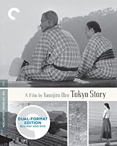 Tokyo Story (Criterion Collection) (Blu-ray + DVD)