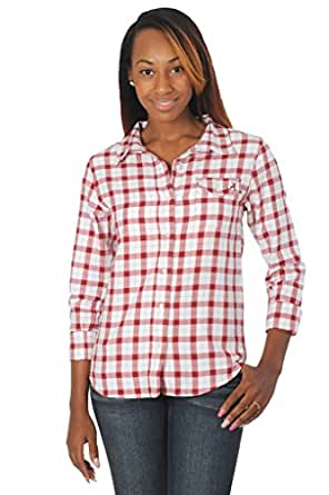 Ug apparel women 39 s university of alabama crimson tide long for College button down shirts