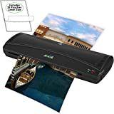 "Apache AL13 13"" Laminator Hot/Cold for Documents and Photos"