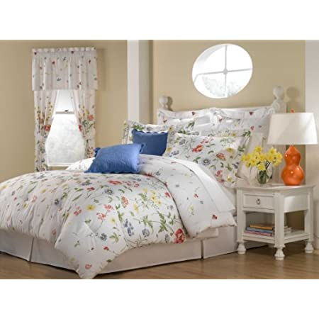 Royal Heritage Home Gracie 8-Piece Queen Size Comforter Set: Home & Garden