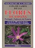 img - for Gu a de las flores de Espa a book / textbook / text book
