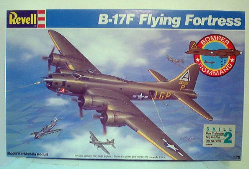 Revell B-17F Flying Fortress 1:17 Scale