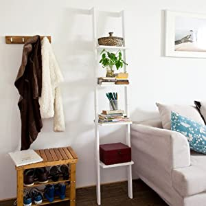 The Best  Modern ladder shelf made   of wood