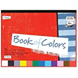 Academie Book, Of Colors, 12 x 9 Inches 48 Sheets (53050)