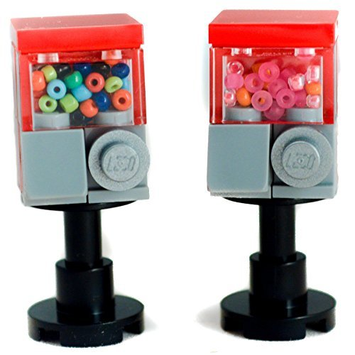 LEGO Furniture: Candy Machines - 1