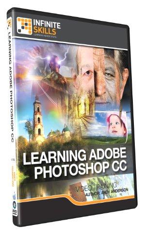 Learning Photoshop CC - Training DVD