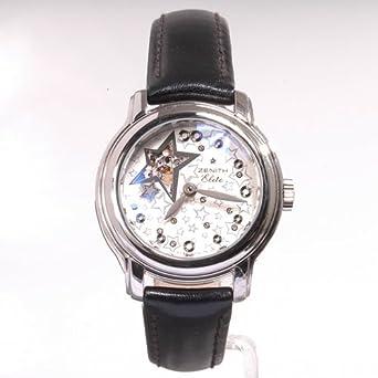 Zenith Ladies' Baby Star Open Glam Rock Elite El Primero Diamond Chronograph Watch