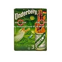 Underberg Natural Herbal Digestive (3x20ml)