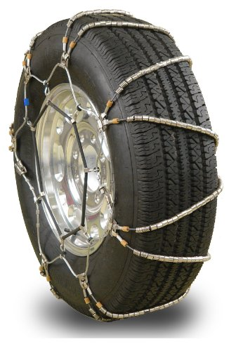 Glacier Chains 2121V Light Truck V-Trac Cable Tire Chain