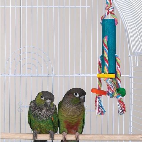 Brainy Bird Teenies Series Bird Toys Tower 10IN