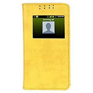D.rD Flip Cover with screen Display Cut Outs designed for Samsung Galaxy Grand 2