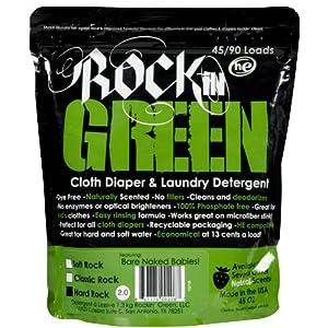 Rockin Green Cloth Diaper Detergent
