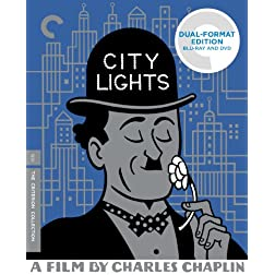 City Lights (Criterion Collection) BLU-RAY/DVD DUAL FORMAT EDITION