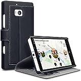 Nokia Lumia 930 H�lle, Terrapin Leder Tasche Case H�lle im Bookstyle mit Standfunktion Kartenf�cher f�r Nokia Lumia 930 Schwarz