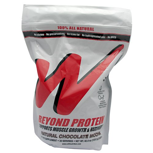 Weider Health And Fitness Beyond Protein