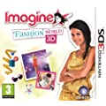 Imagine Fashion World 3D (Nintendo 3DS)