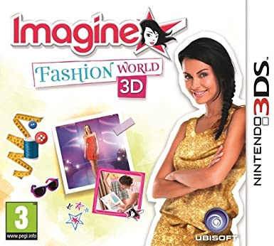 Imagine : Fashion World 3D.EUR-3DS-ABSTRAKT